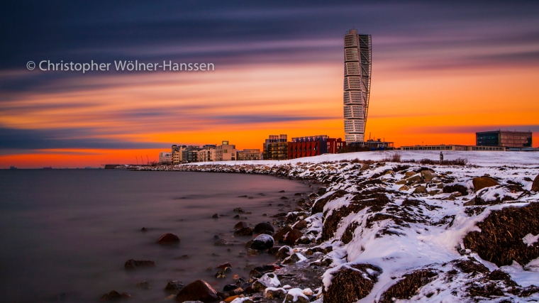 Turning Torso vinter-7073