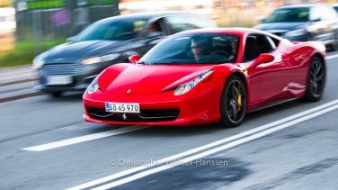 Ferrari Owners Club Nordic Meeting 2016