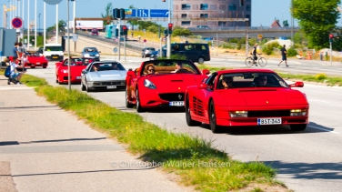 Ferrari Owners Club Nordic Meeting 2016