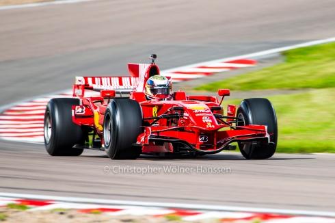 """""""Ferrari F2008 F1 Kimi Raikkonen"""""""
